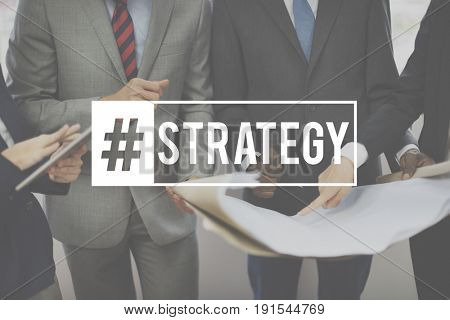 Hashtag Corporate Strategy Operation