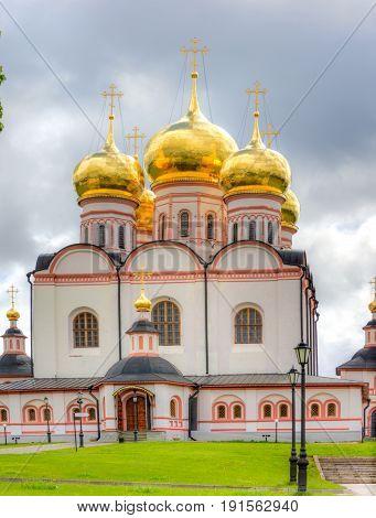 Valdai Iversky Bogoroditsky Svyatoozersky Monastery