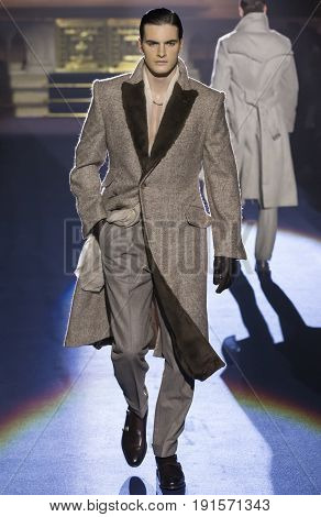 Joseph Abboud - Men Fall Winter 2017 Collection