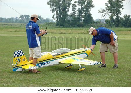 Radio control plane