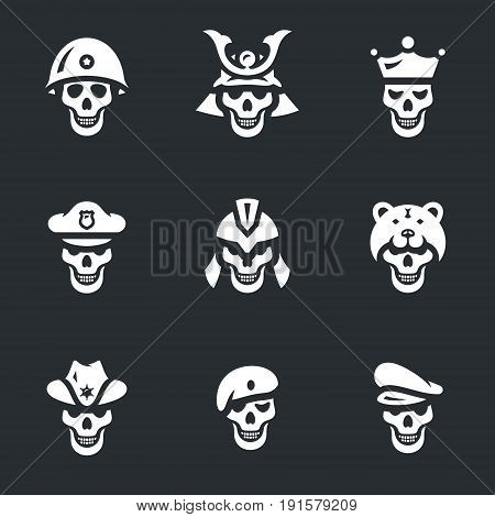 Soldier, samurai, king, police officer, gladiator, viking, ranger, paratrooper, sailor.