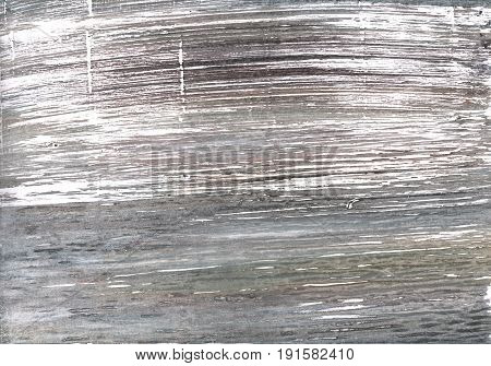 Hand-drawn abstract watercolor background. Used colors: Spanish gray White Philippine gray Gray Quick Silver Sonic silver Nickel Dim gray Granite Gray Philippine silver