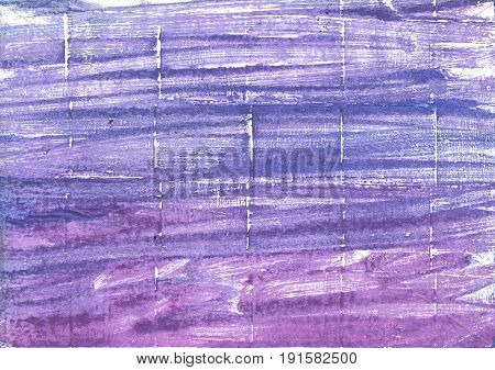 Hand-drawn abstract watercolor background. Used colors: Ube Toolbox Maximum Blue Purple Light pastel purple Liberty Ceil Royal purple Blue Bell Dark lavender