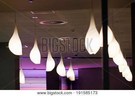 Modern Funky Light Fittings