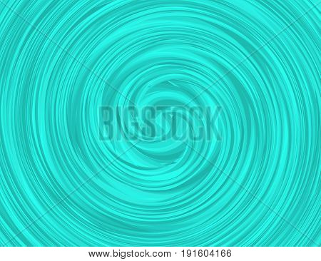 Green and Black Colors Whirlpool Background for Your Design.