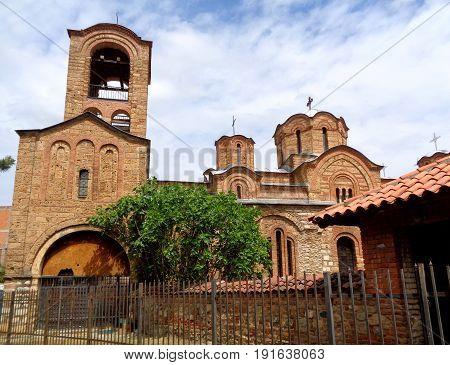 Church of the Ljevisa Virgin, Medieval Monuments in Kosovo, Prizren, Kosovo poster