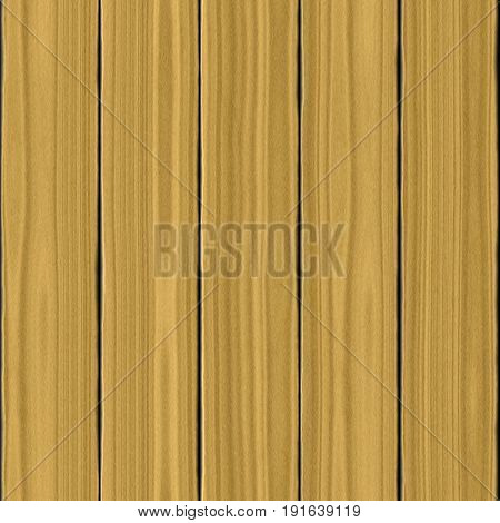 Light planked wooden rustic seamless pattern wallpaper texture