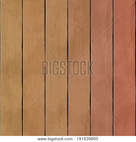 Pastel wooden plans planking fence seamless design texture