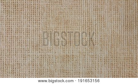 Empty textured bulletin board background in office