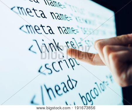 Operating system, programming, number system, processor, hard drive, hard disk.