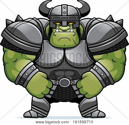 Cartoon Orc Armor