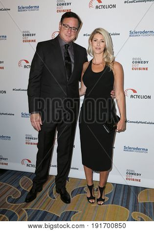 LOS ANGELES - JUN 16:  Bob Saget, Kelly Rizzo at the 30th Annual Scleroderma Benefit at the Beverly Wilshire Hotel on June 16, 2017 in Beverly Hills, CA