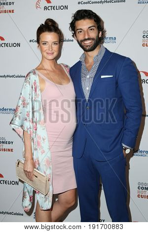 LOS ANGELES - JUN 16:  Emily Baldoni, Justin Baldoni at the 30th Annual Scleroderma Benefit at the Beverly Wilshire Hotel on June 16, 2017 in Beverly Hills, CA