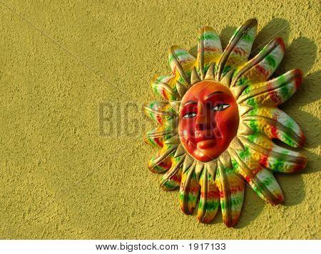Sun W Clipping Path