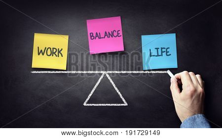 Work life balance business and family choice