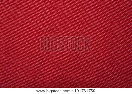 fabric texture red gobelin - for background