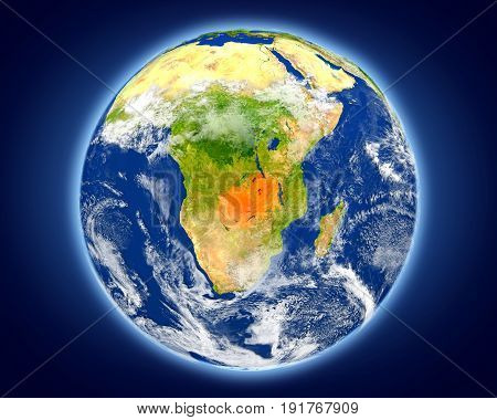 Zambia On Planet Earth