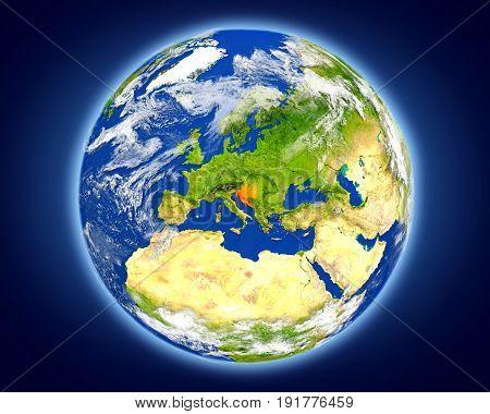 Croatia On Planet Earth