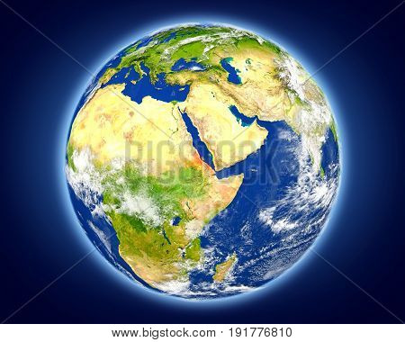 Eritrea On Planet Earth