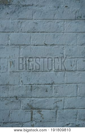 White brick wall perfect as a background square photograph