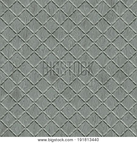 Metal grip texture generated. Seamless pattern. Digital illustration.