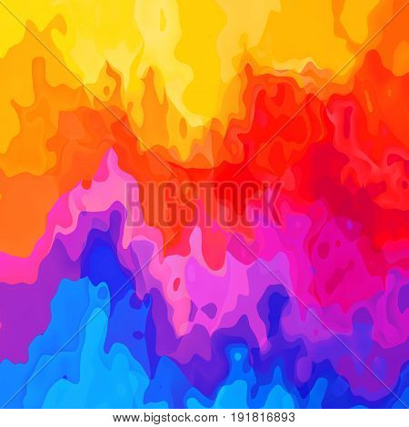 abstract stained seamless pattern texture background vibrant multicolored - modern painting art