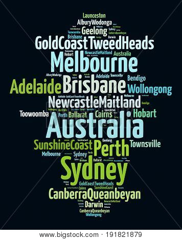 Largest Cities In Australia