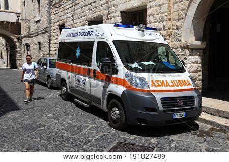 Italy Ambulance