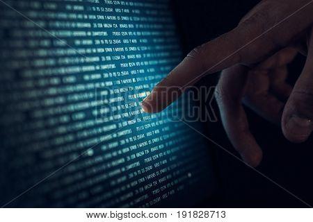 Hard disk, operating system, computer networks, rice, code, development of algorithms.