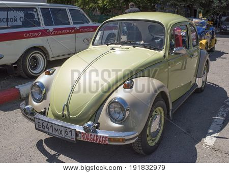 Rostov-on-Don Russia - May 212017:Auto Volkswagen-1300