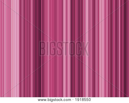 Op Art Magenta Stripes
