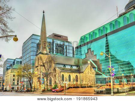 St. Andrew Presbyterian Church in Ottawa - Ontario, Canada