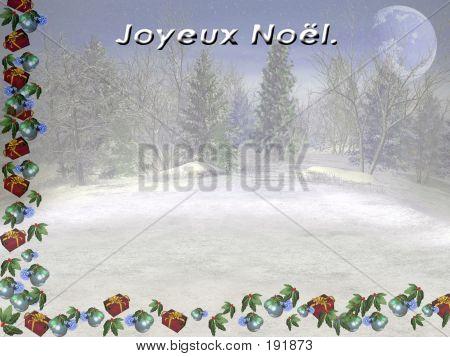 Joyeus Noël.