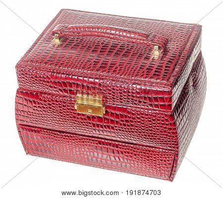 Red Jewelery Box