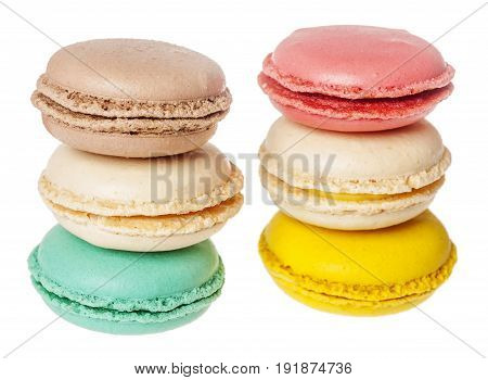 Macarons French Cookies