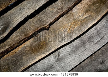 abstract background with wooden planks