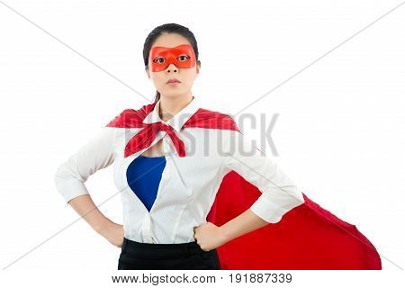Showing Superhero Clothing Under Office Shirt