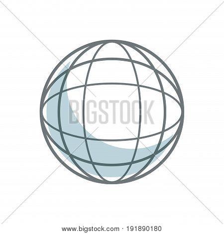 global connection internet web application vector illustration