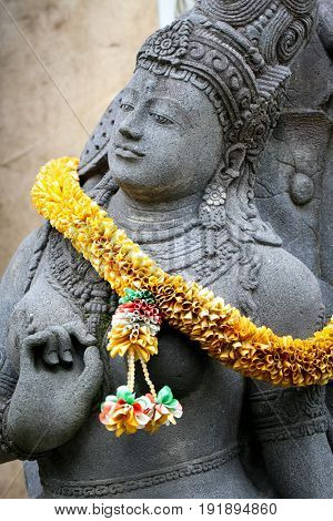 Statue in Bali, Indonesia
