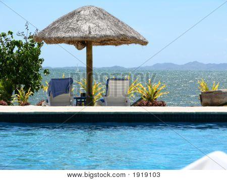 Fijian Seascape