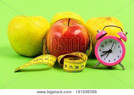 Apple Diet Time
