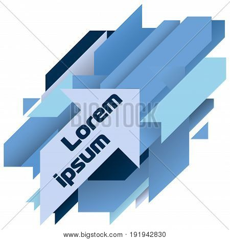 Vector modern diagonal abstract background with creative Geometric element. Diagonal lines and triangles.