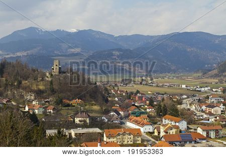 Friesach is known as the oldest town in Carinthia.