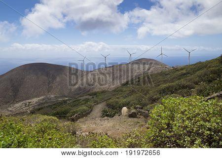 Windmills Of Valverde