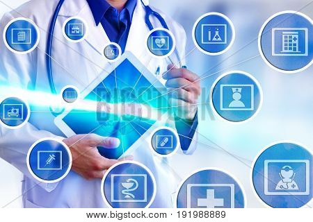 Representation Communication Fields Of Medicine And Globalization