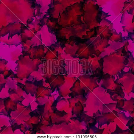 Dark Pink Watercolor Texture Background. Astonishing Abstract Dark Pink Watercolor Texture Pattern.