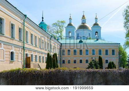 Holy Epiphany monastery Street Nizhne-Pokrovskaya Polotsk Belarus