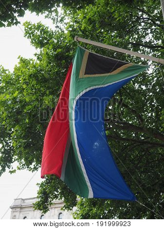 South Africa Flag Of South Africa