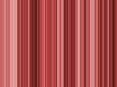 Op Art Deep Red Stripes Random Experimental poster