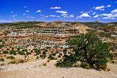 Landscape of Utah state. USA poster